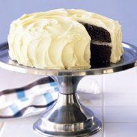 Chocolate Buttermilk Cake - Good Housekeeping