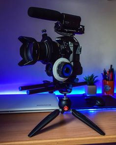 Red Digital Cinema, Content Tools, Pokemon, Camera Rig, Cinema Camera, Video Photography, Tripod, Telescope, Camera Gear