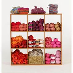 Wide x Tall Stackable Display Smart Furniture, Office Furniture, Modern Furniture, Yarn Display, Gift Store, Contemporary Design, Shelving, Gifts, Home Decor