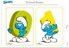 44 Beste Afbeeldingen Van Thema Smurfen Smurfs The Smurfs En Do