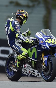 SPEED : Photo Valentino Rossi VR46 MotoGP