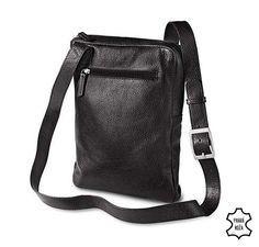 Kožená taška na rameno Sling Backpack, Messenger Bag, Satchel, Backpacks, Bags, Fashion, Handbags, Moda, Fashion Styles