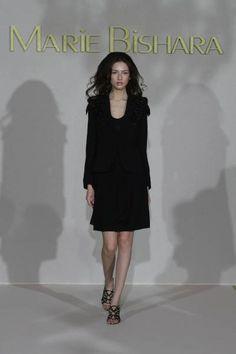 Marie Bishara Winter 2011, amazing black