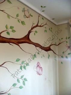Patricia Cruzat Artesania y Color: Mural Infantil