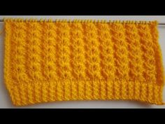 New knitting design/pattern #63 for cardigan, sweater, jacket, frock ||in hindi|| - YouTube