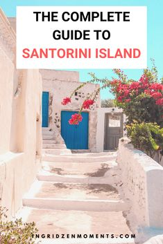 Planning a trip to Santorini Greece? Whether you are planning a Greece island hopping or simply looking for honeymoons in Greece, Santorini island should not miss from your list. Read this ultimate guide of Greece Santorini things to do.