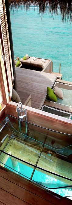 Six Senses Laamu...Maldives♥✤