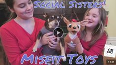 Is watching Rudolph the Red-Nosed Reindeer one of your favorite Holiday Traditions? The Social Sisters show off their collection of characters from the movie, including the Misfit Toys, the Abominable Snowman, and Santa! https://youtu.be/TjuOsFsobz0 Two posts/chances to win check morn&evening! This week's contest is a $50 DSW GC! Winner announced 12/26! Good Luck! To win this prize: Follow and like us on all of our social media platforms!  Like this post for entry. For contest rules see…