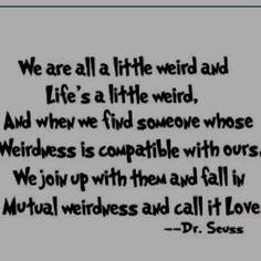 Dr Seuss knows his shit.