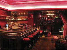 Burlesque Bar Counter
