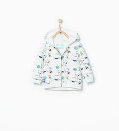 569bd0d26daf ZARA - KIDS - Snoopy sweatshirt Zara Baby