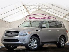 2013 Infiniti QX56 Base 4x2 4dr SUV SUV 4 Doors Gray for sale in Lake worth, FL Source: http://www.usedcarsgroup.com/used-infiniti-for-sale-in-lake_worth-fl