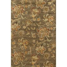 Hand-tufted Ferring Sage Wool Rug (7'10 x 11'0) | Overstock.com Shopping - Great Deals on Alexander Home 7x9 - 10x14 Rugs