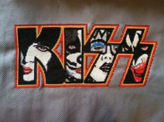 KISS Cross Stitch Pattern Downloadable files by BekkisStitches