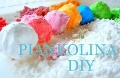 piankolina co to jest Lego For Kids, Games For Kids, Diy For Kids, Crafts For Kids, Messy Play, Paper Clay, Business For Kids, Preschool Crafts, Toddler Activities