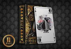 Get MADE! Mob-Themed USPCC BICYCLE® Playing Card Decks by Scott King — Kickstarter