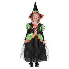 Disfraz Infantil Bruja Luisi