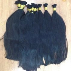 Super Double Drawn Remy Hair Extension Straight | Unihair Vietnam