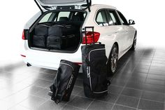 "BMW : BMW 3 Touring (F31) '12- reistassen set €299,- + €25,00 korting ""Euronature-CB"""