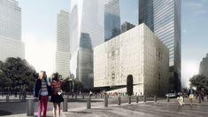 REX divulga projeto do Centro Perelman de Artes Performáticas no WTC em Nova York