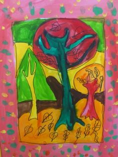 Výtvarná výchova | Detail | Pomoc učitelům Lunch Box, Painting, Painting Art, Bento Box, Paintings, Painted Canvas, Drawings