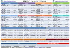 fifa world cup 2014 schedule httpwallpaperzoocom