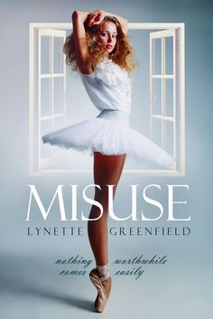 MISUSE - A drama novel by Lynette Greenfield