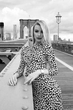 I was named the UK British face of Bulova watches model, in association with Glamour Magazine and H.Samuel jewelers!! Great modeling contract for me - I got to go to NYC to shoot the campaign!!