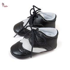 738160e67d793 Ouneed® 3-12 mois Bebe Naissance Chaussure de ville Premier Pas Shoes (11