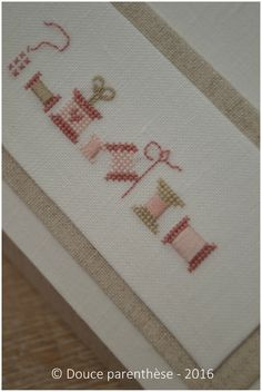 Mermaid Cross Stitch, Beaded Cross Stitch, Cross Stitch Embroidery, Hand Embroidery, Cross Stitch Designs, Cross Stitch Patterns, Cross Stitch Finishing, Easter Cross, Cross Stitch Needles