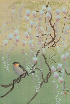 Bakufu Ohno (1888-1976) Japanese Painter and Printmaker