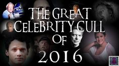 The Great Celebrity Cull of 2016 Writer, Celebrity, Writers, Celebs, Authors, Famous People