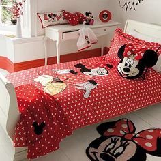 minne mouse themed room