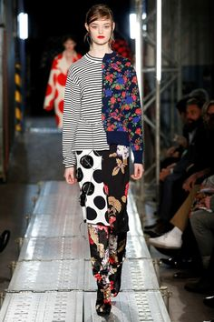 See the MSGM autumn/winter 2016 collection. Click through for full gallery at vogue.co.uk