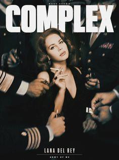 Lana for 'Complex Magazine' (2017)