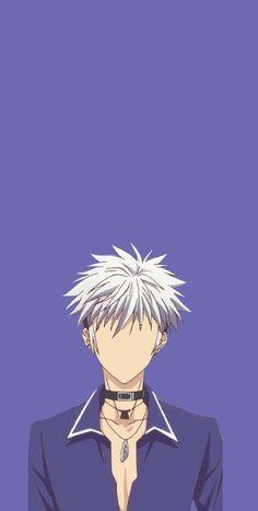Hatsuharu Sohma=minimalist wallpaper