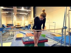 Gymnastics: How to Do Kip Drills