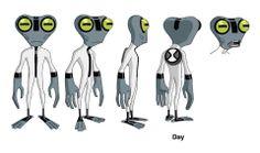 Concept Arts of Ben 10 by Dave JohnsonART Magazine Simple Character, Character Concept, Concept Art, Character Design, Character Ideas, Character Model Sheet, Character Modeling, 3d Modeling, Blender 3d