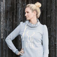 Plotter Freebie Schriftzug Oh Deer