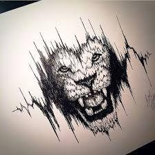 Znalezione obrazy dla zapytania sound wave art