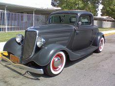 1934 Model B Ford