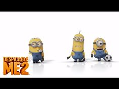 Minion movie summer 2015 im so excited!!!!!   Minions - Official Trailer (HD) - Illumination - YouTube