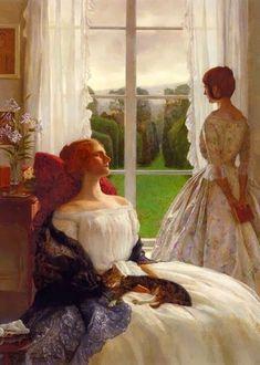 ~ Leonard Campbell Taylor ~ British artist, 1874-1969