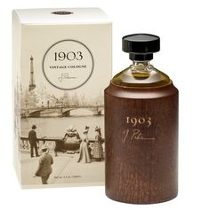 1903 Vintage Cologne For Men - The J. Peterman Company
