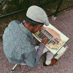 Kyoto street artist