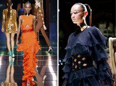 Moda Flamenca por Claudia Alfaro · Entre Cirios y Volantes