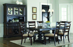 Leading dining room sets canada just on homestre.com Dining Room Walls, Dining Room Bar, Dining Table, Trestle Table, Pub Table And Chairs, Dining Chairs, Room Chairs, Bar Furniture, Dining Room Furniture