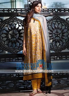 Eid ul Fitr Cotton Prints Collection 2014 by Khaadi UK  Shop Online Eid ul Fitr Cotton Prints Collection 2014 by Khaadi in Oldham and Coventry, United Kingdom. If You are Interested in Reselling, You are Eligible for Discounted Wholesale Prices on Buying Complete Sets. by www.dressrepublic.com