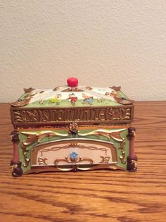 Jewelry Boxes for Women Musical Jewelry Box Disney Art