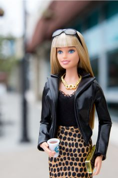 The Barbie Look Barbie Doll – Urban Jungle